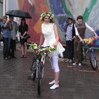 Велосвадьба: правила хорошего тона неординарного торжества
