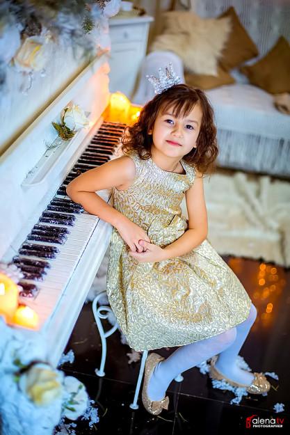 детская новогодняя фотосессия в киеве фото