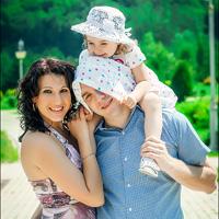 семейная фотосессия