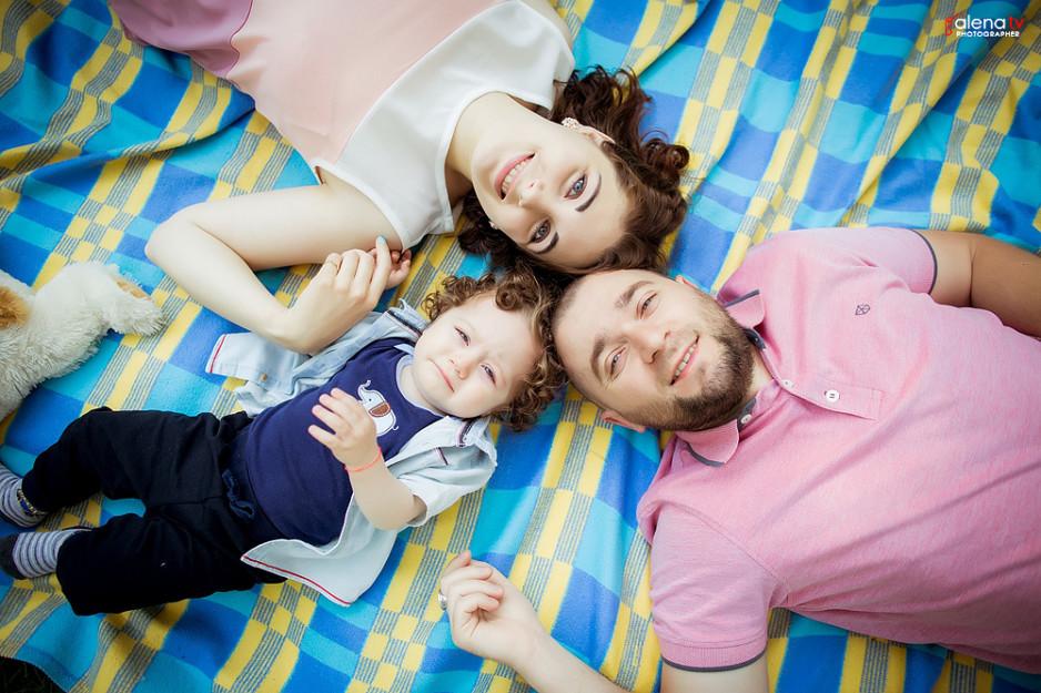 идеи для семейной фотосессии
