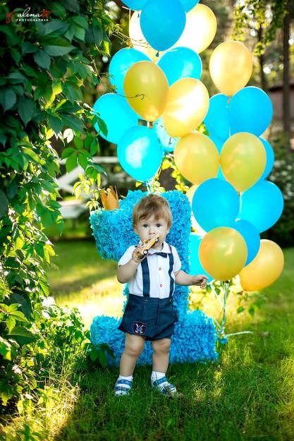 услуги фотографа на детский день рождения