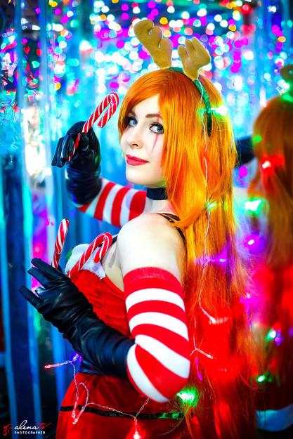 Slay Belle Katarina cosplay фото