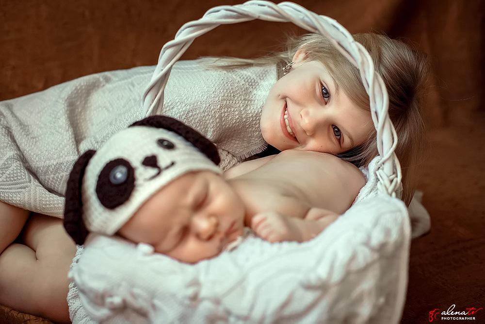 фотограф новорожденных киев