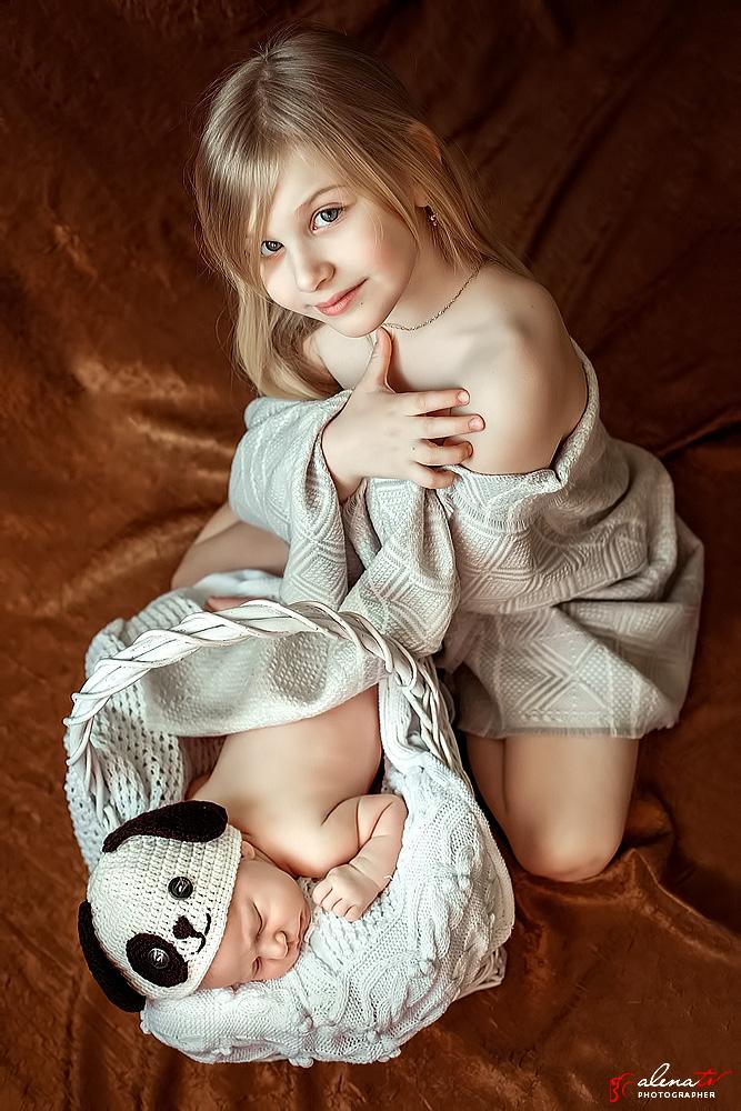 фотосессия младенцев киев
