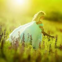 """фотосессия с летнего фотопроекта """"ангел"""""""