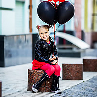 стилизованная фотосессия для деток