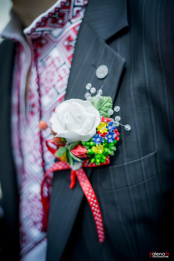 свадьба в украинском стиле в Киеве