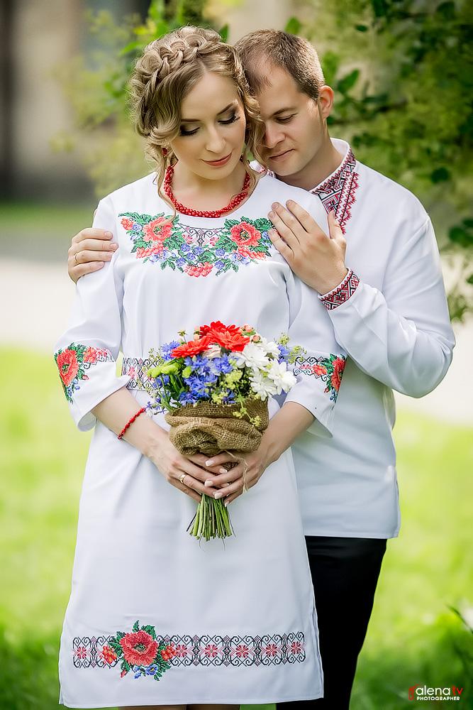 киевская свадьба в украинском стиле