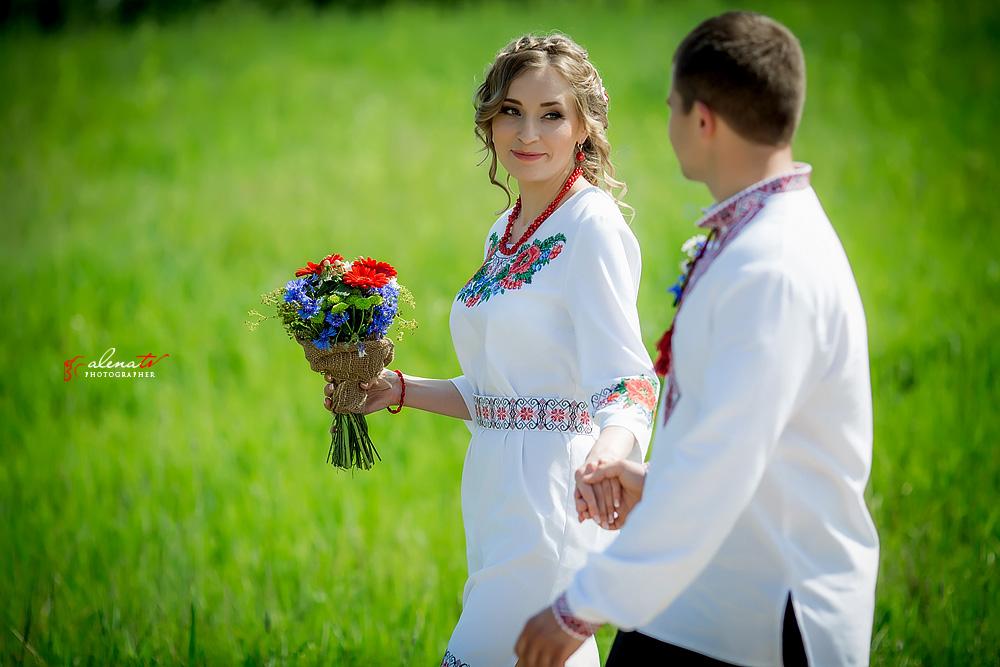 свадьба в украинском стиле декор