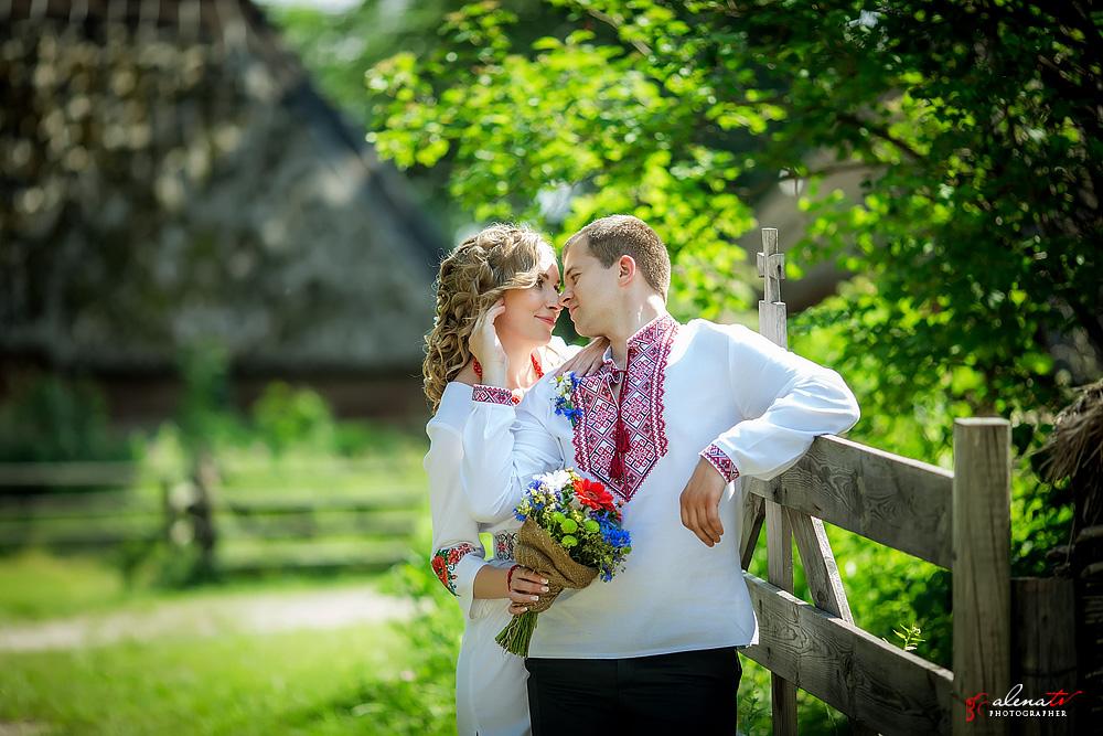 фотограф на свадьбу в украинском стиле