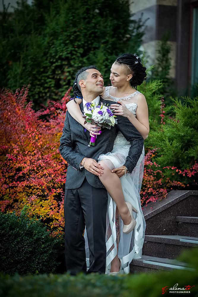 свадебная фотосъемка в Киеве и области