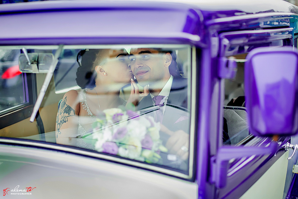 студийная свадебная фотосъемка Киев