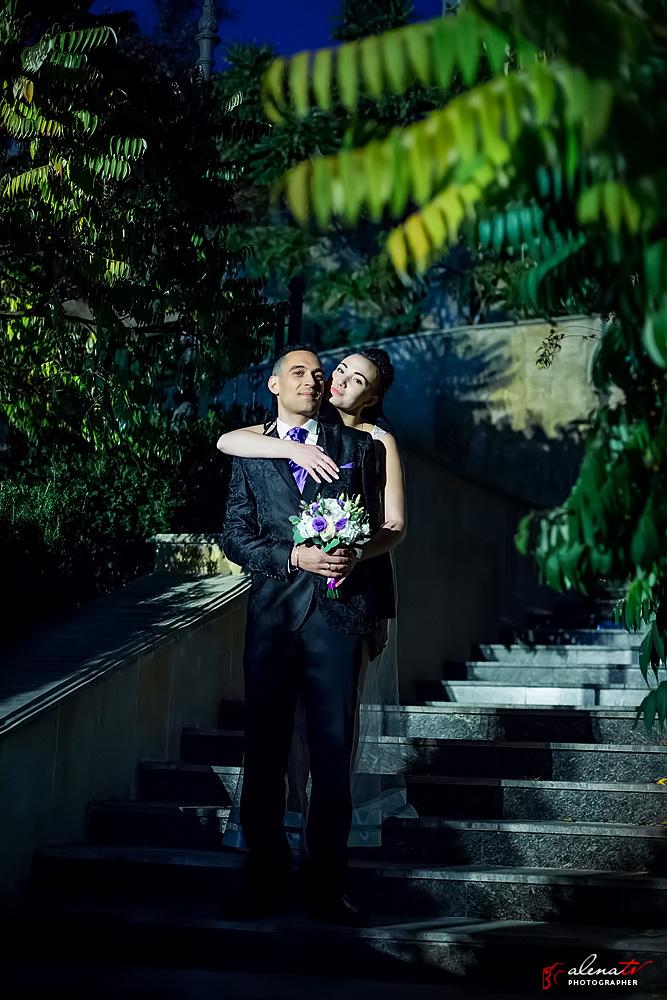 атмосферная свадебная фотосъемка