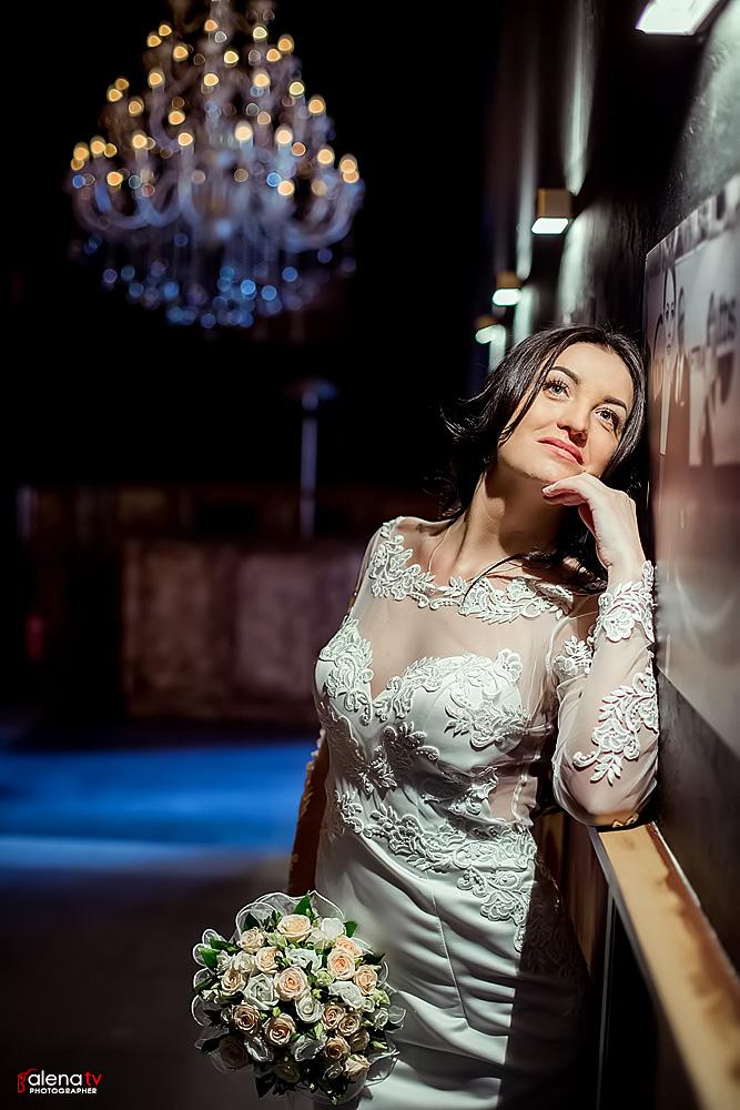 свадебная фотосессия в ресторане Киев